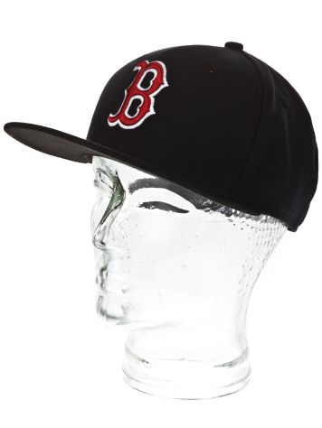 New Era MLB Boston Red Sox On Field Game Cap