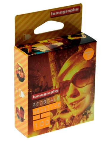 Lomography Lomography 100/120 Red Scale 3-pack