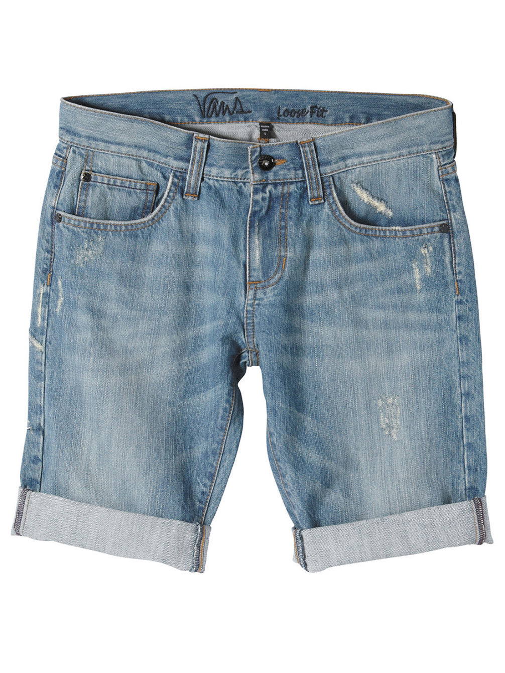 Bennie Denim Short Women