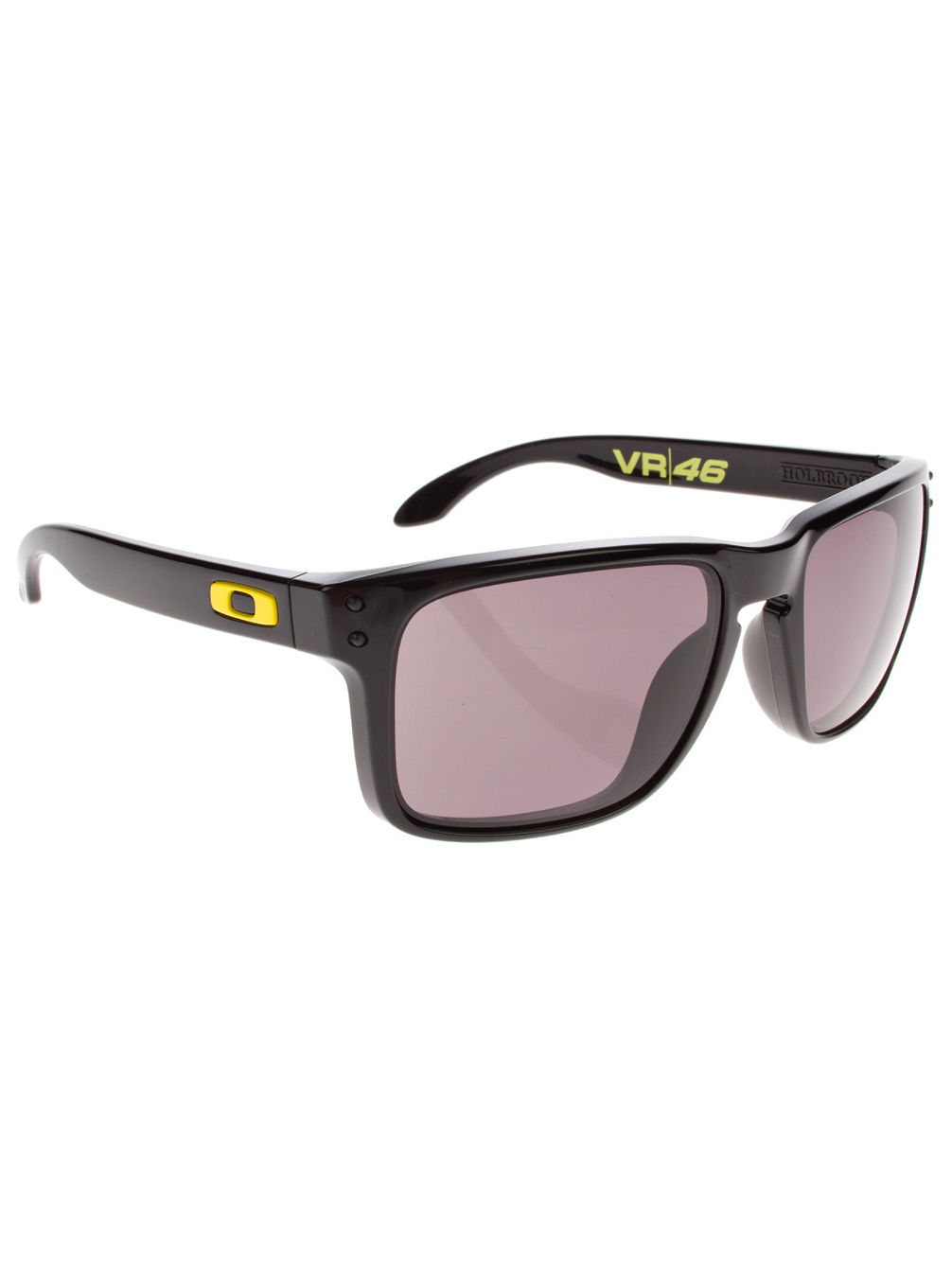 Valentino Rossi Holbrook polished black
