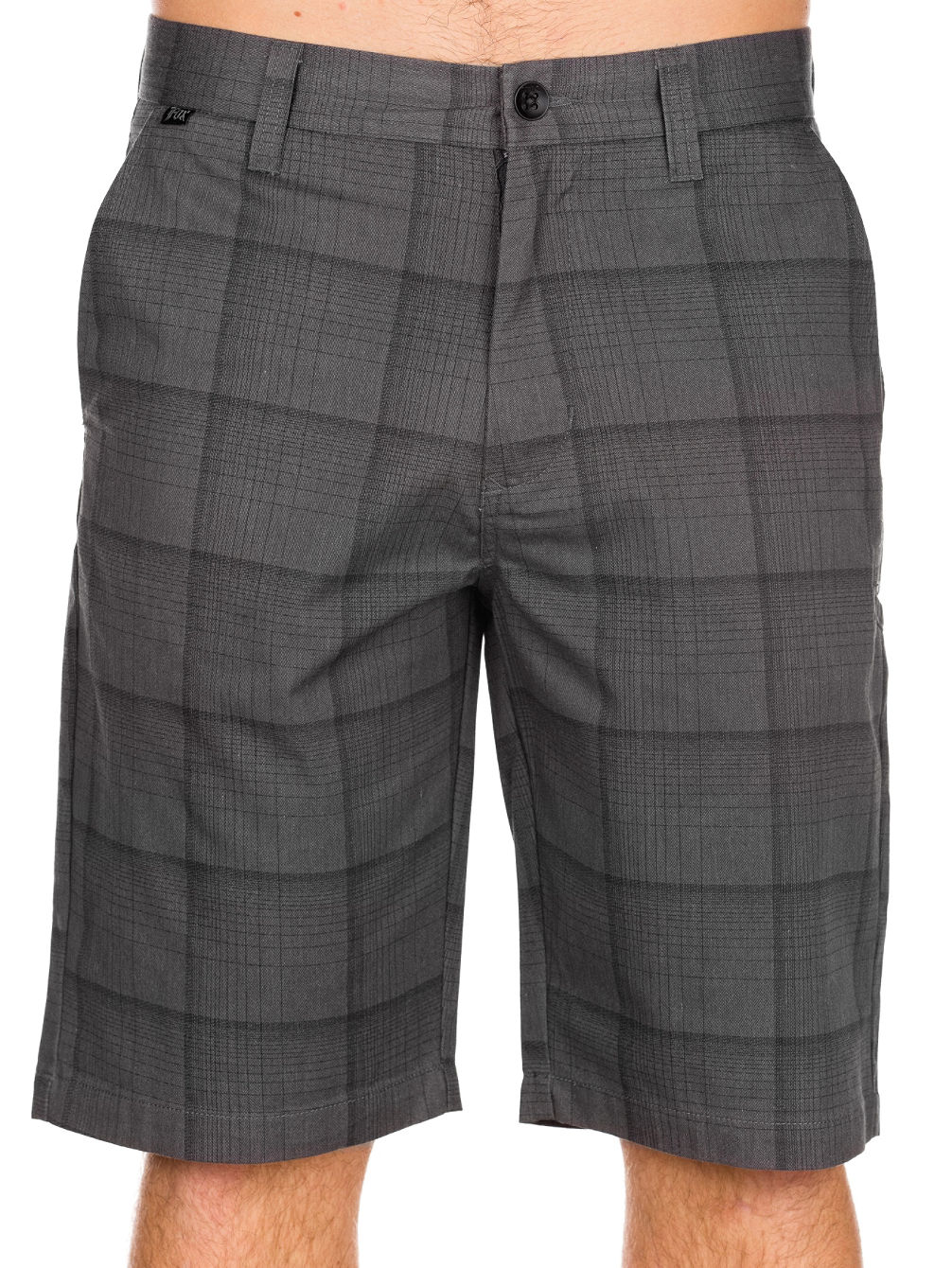 Essex Plaid Short