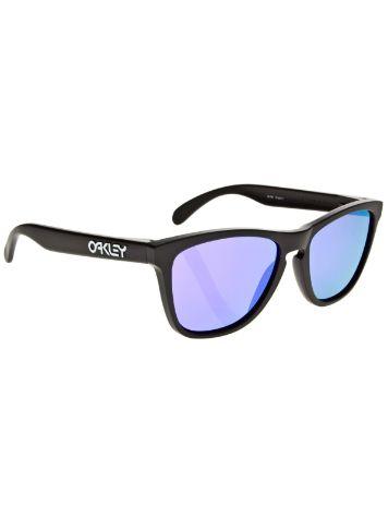 Oakley Frogskin matte black Sonnenbrille Preisvergleich