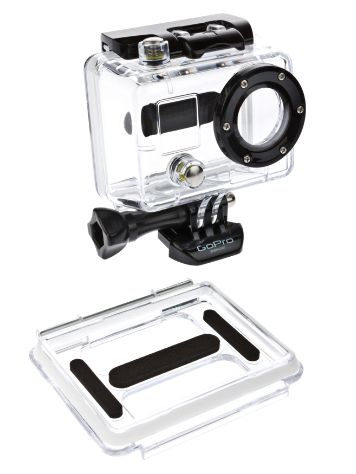 GoPro Cam Hero 1&2 Replacement Housing