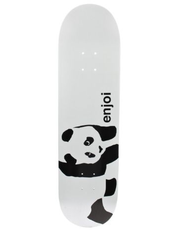 "Enjoi Panda Logo Wide R7 8.0"" Deck"