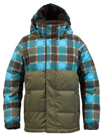 Burton Indie Down Jacket Youth