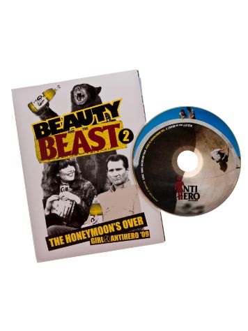 Girl Beauty/Beast 2 DvD