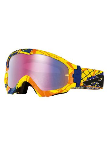 Arnette Series 3 Mx Goggle fr blue yellow orange