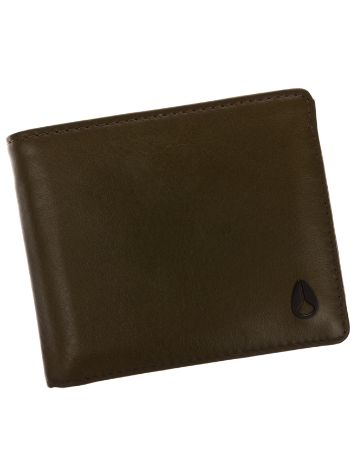 Nixon Satellite Big Bill Bi-Fold ID Coin Wallet