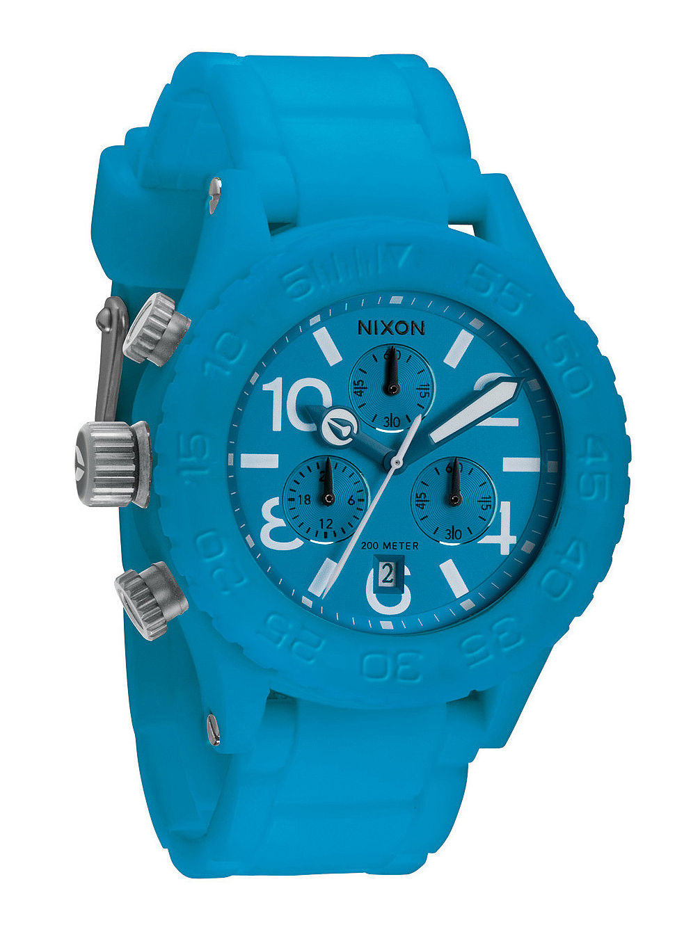 The Rubber 42-20 Chrono Women