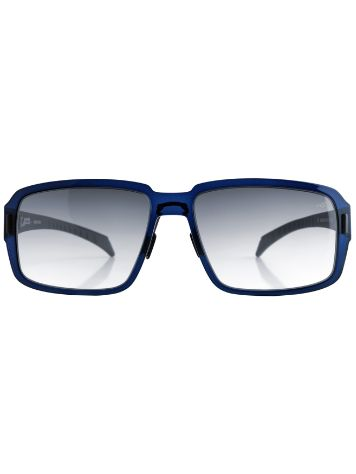 Red Bull Racing Eyewear RBR122 dark blue carbon temple/blue rubb