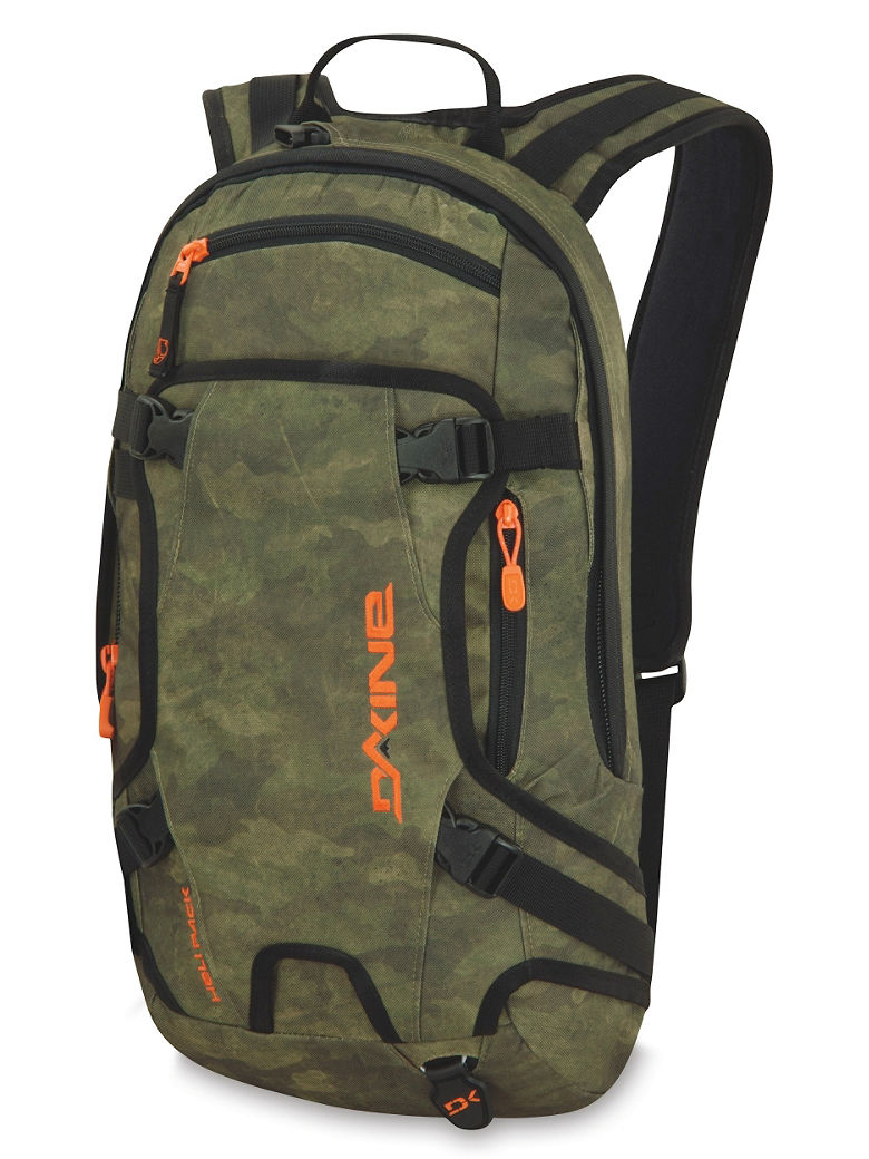 Tourenrucks�cke Dakine Heli Pack 11 vergr��ern