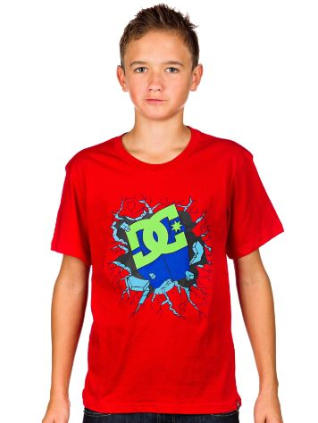 DC Adult Crash T-Shirt Boys