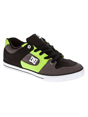 DC Pure Canvas Skateshoes Boys