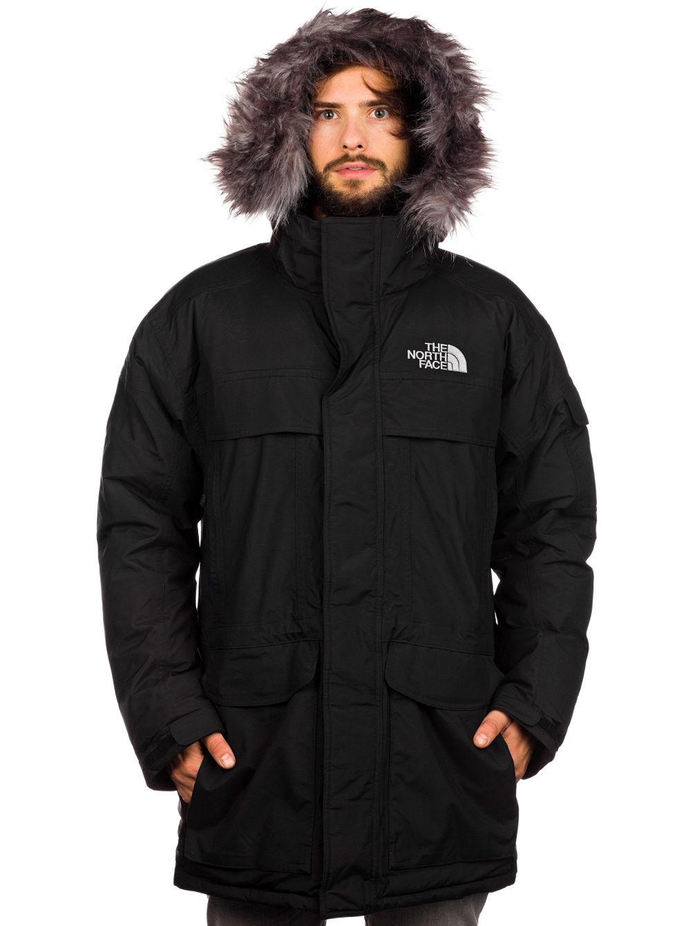 buy the north face mcmurdo parka jacket online at blue. Black Bedroom Furniture Sets. Home Design Ideas