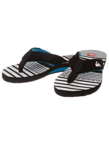 Quiksilver Quilted Line Up Sandals