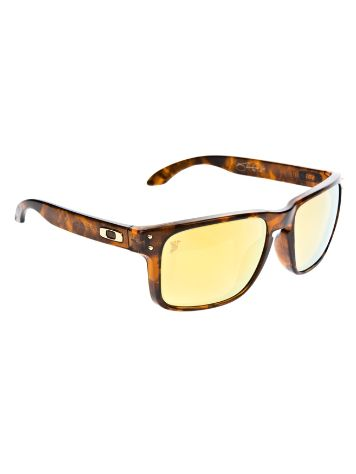 Oakley Holbrook SW gold series brown tort