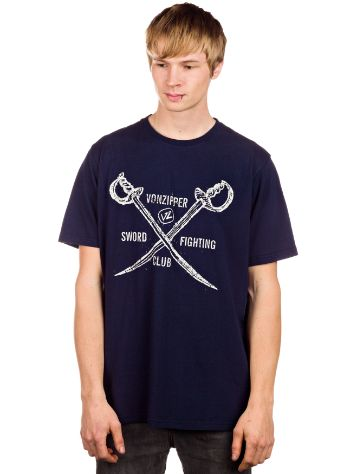 Von Zipper Sword Play T-Shirt
