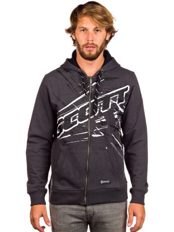 Scott Walsh Zip Hood