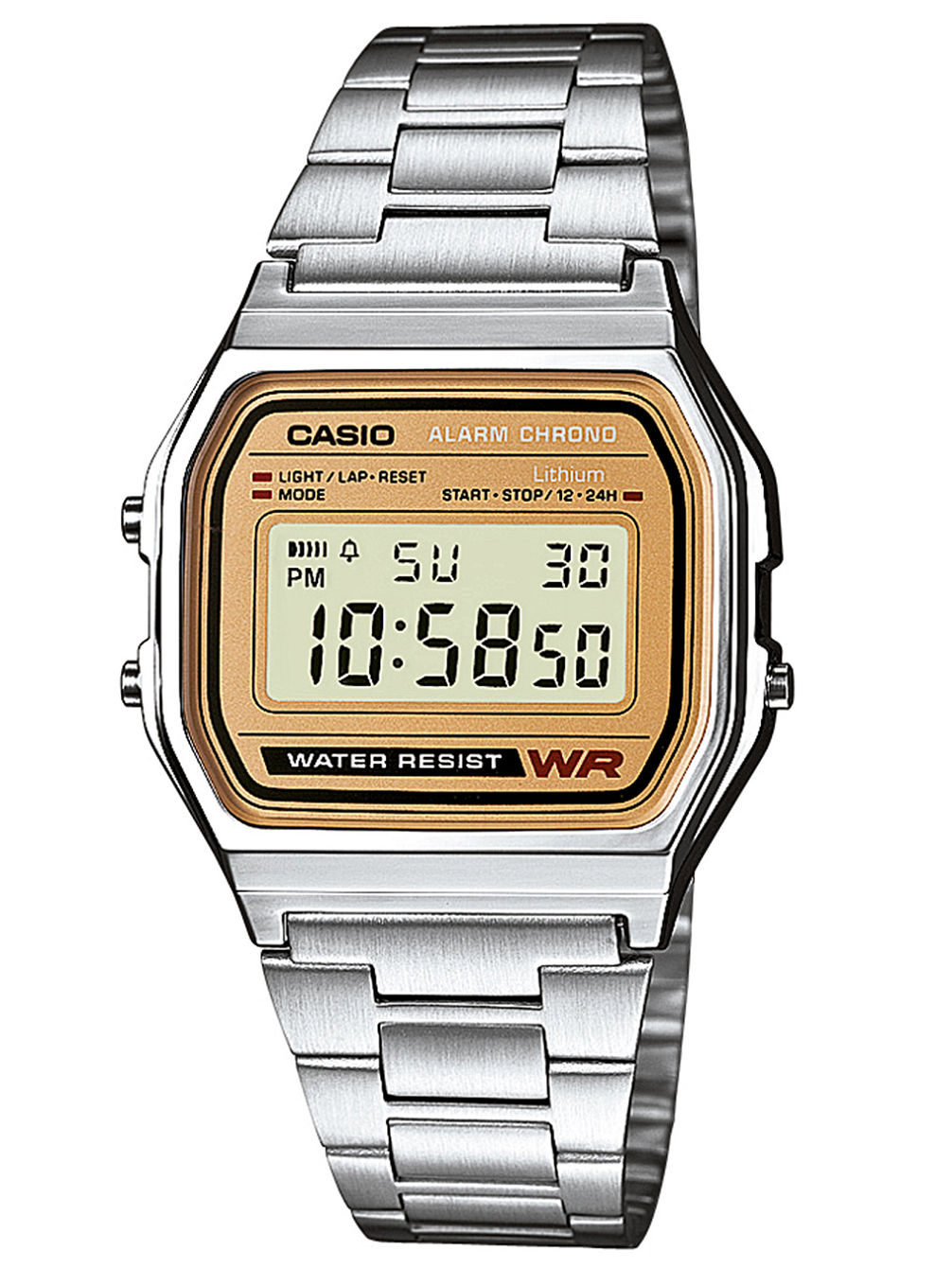 Casio A158WEA-9EF Orologi