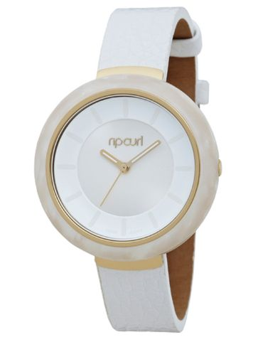 Rip Curl Mist Gld Acetate Watch Women