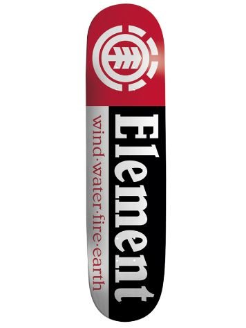 "Element Section Black Shape 9 7.75"" Deck"