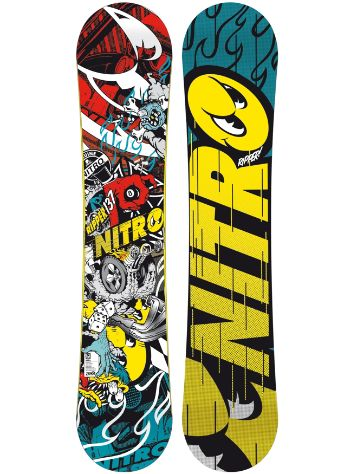 Nitro Ripper 137 2014 Youth