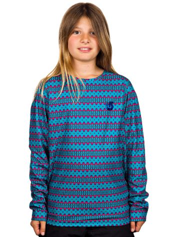 Burton Heartbreaker Crew Tech Shirt LS Girls