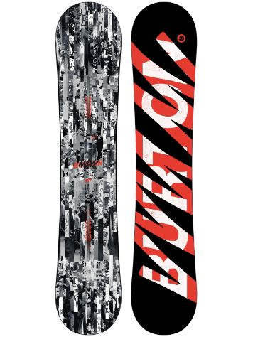 Burton Super Hero 158W 2014