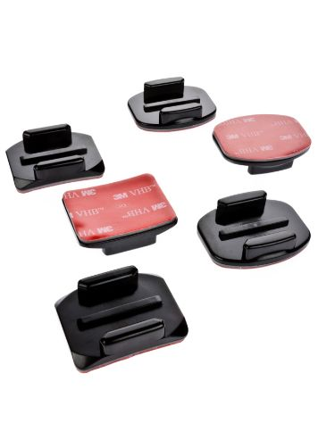 GoPro Cam Flat + Curved Adhesive Mounts
