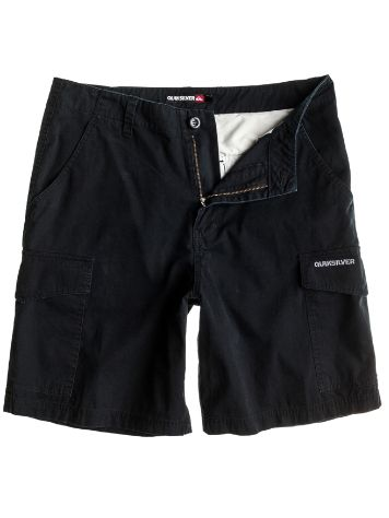 Quiksilver Plain Cotton Cargo 2 Shorts