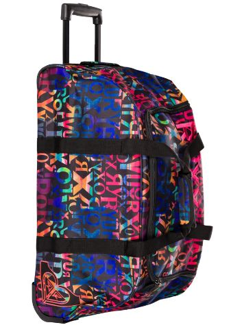 Roxy Distance Apart Lettering Bag