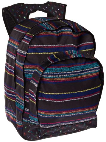 Roxy Hurry Stripe Backpack