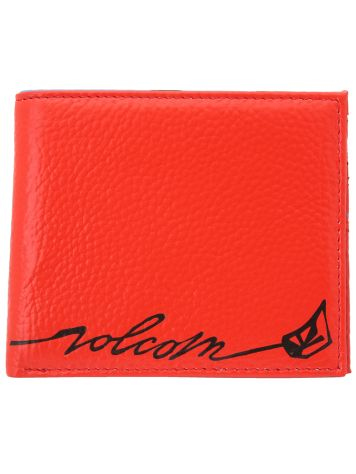 Volcom FA Jamie Lynn Leather Wallet