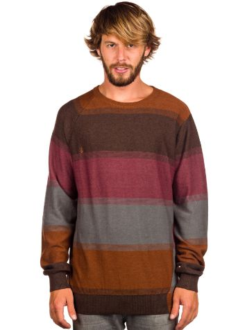Volcom Understated Stripe Pullover