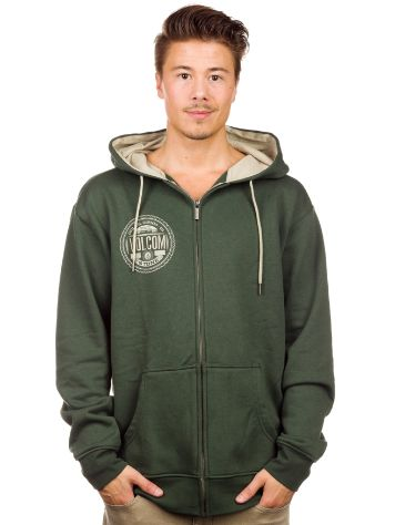 Volcom Exactly Fleece Zip Hoodie