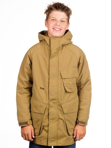 Volcom Method Parka Jacket Boys