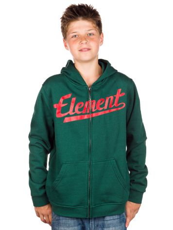 Element Signature Zip Hoodie Boys