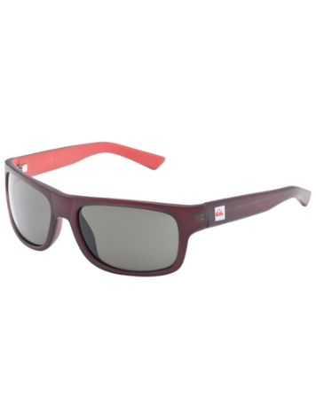 Quiksilver Bayside black-red/grey Youth