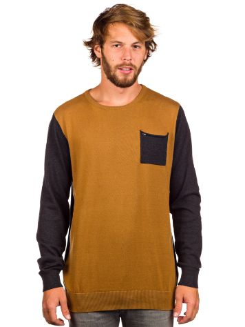 Billabong Distress Crew Sweater