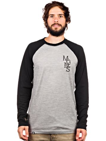 Mons Royale The Raglan LS Tech Tee