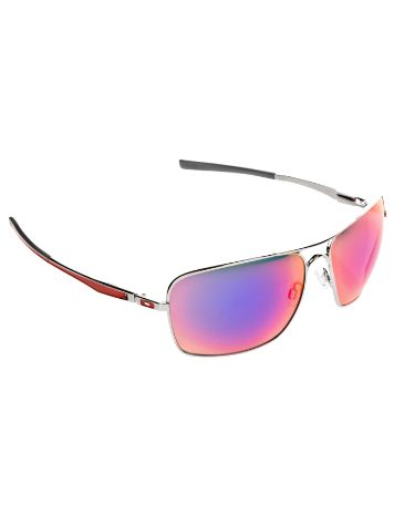 Oakley Plaintiff Squared polished chrome