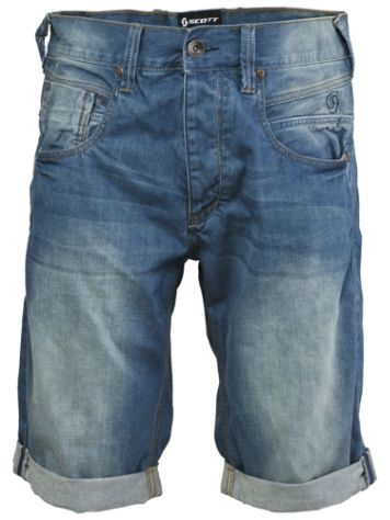 Scott Tapared Denim Shorts