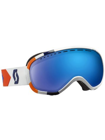 Scott Off-Grid Mtn Blue/Orange blue chrome