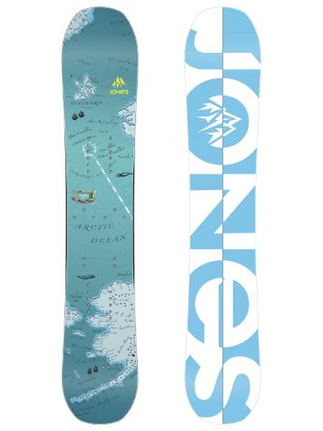 Jones Snowboards Solution Wmn Split 156 2014