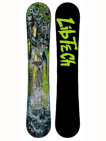 Lib Tech Skunk Ape 170 UltraWide C2BTX HP 2014