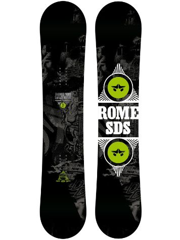 Rome Garage Rocker Wide 151 2014