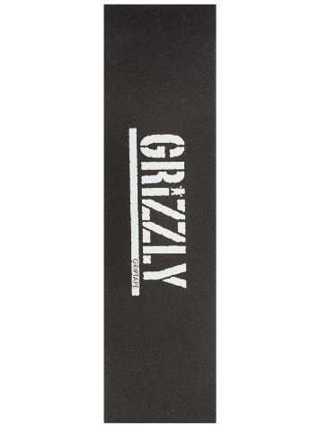 Grizzly Stamp Print Griptape (White)