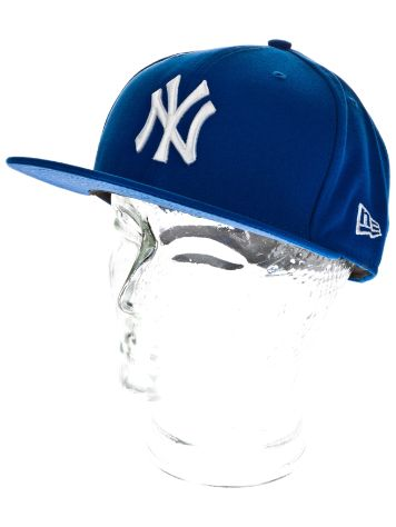 New Era NY Yankees League Basic MLB Cap