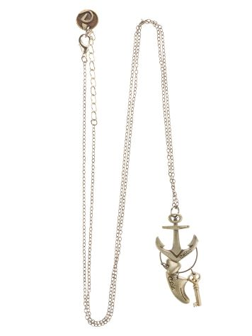 Epic 3 In One Anchor Necklace
