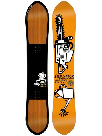 Salomon Sickstick 166 2014